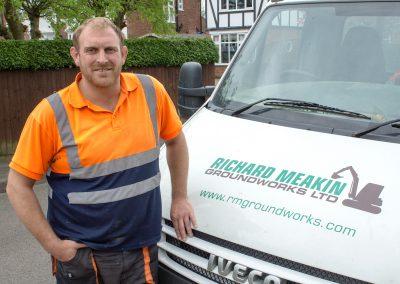 Richard Meakin (Groundworks) Ltd